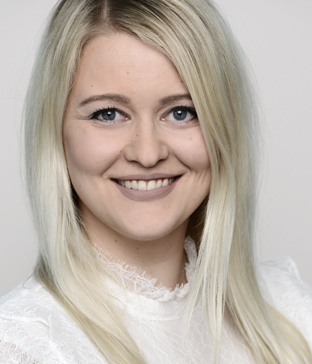 Bild von Annika-Sophie Butt, Head of Corporate Communications